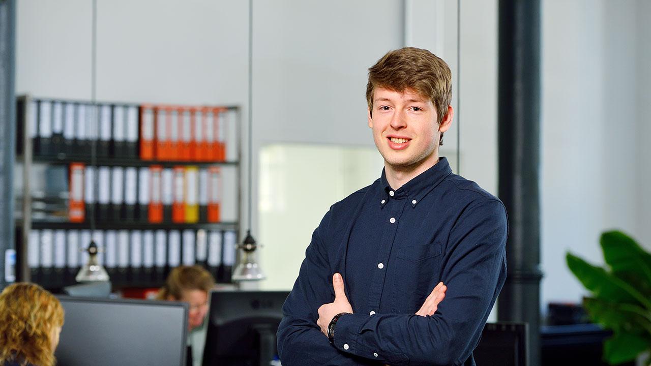 Foto Tobias Jansen Graphic- & IT-Manager