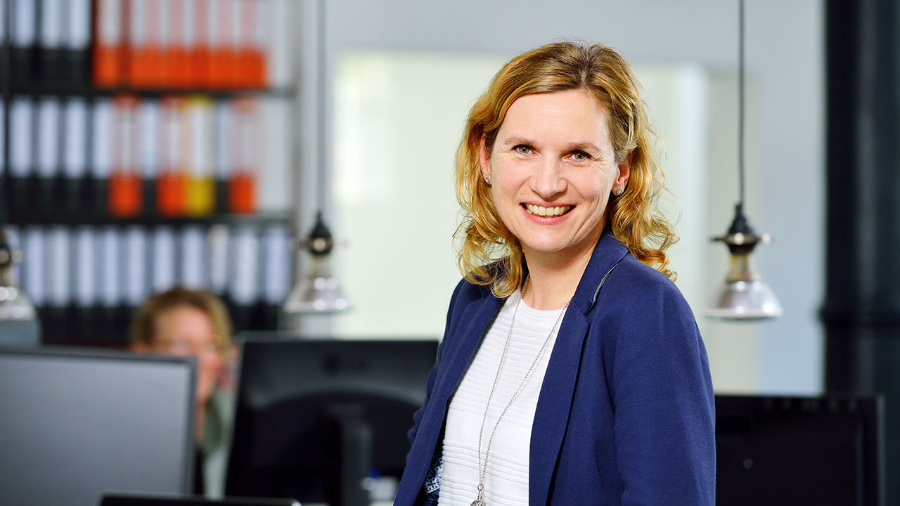 Foto Beate Möllering Sales Manager