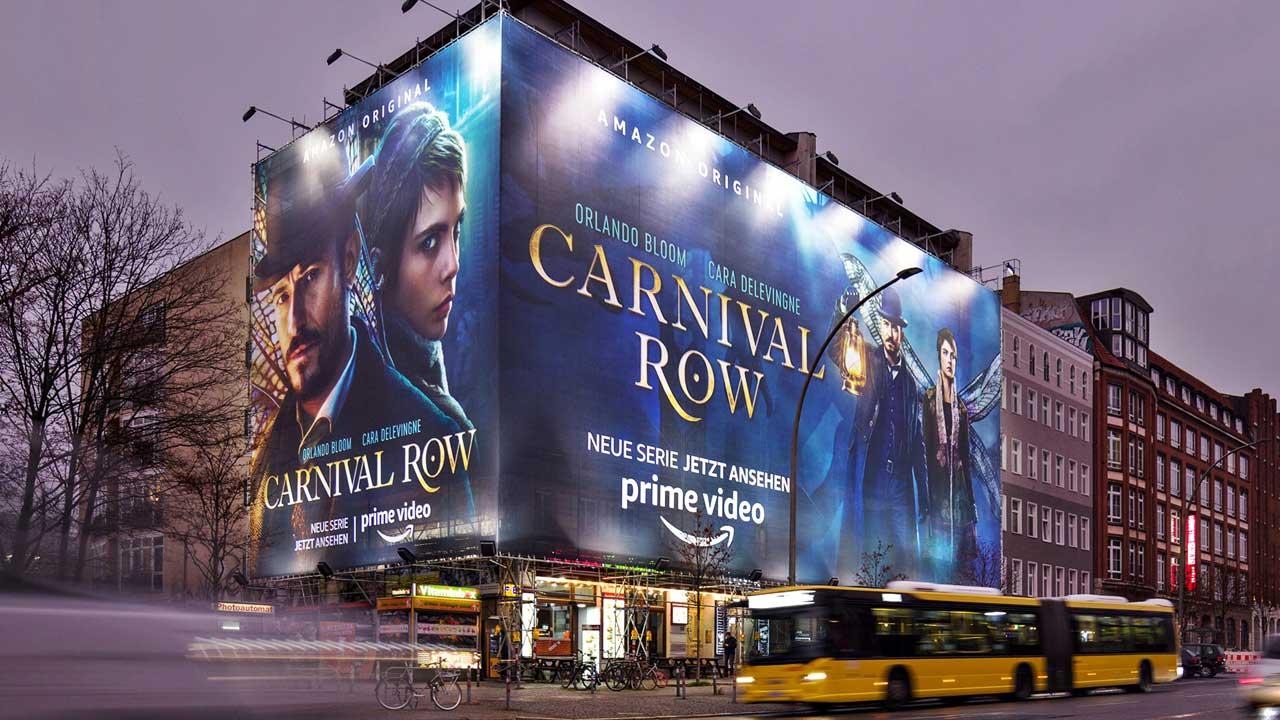 Carnival Row in Berlin gelandet.