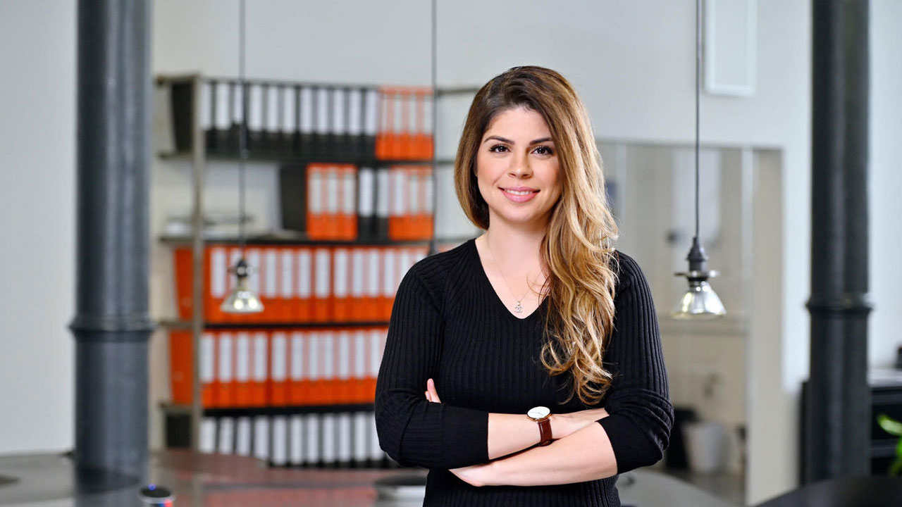 Foto Bahar Demirci Marketing & Sales Manager
