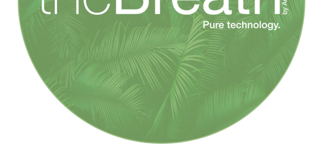 Grafik theBreath Logo Kreis